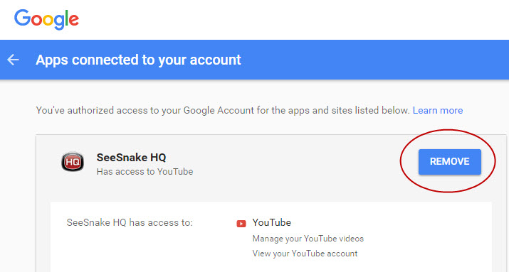 How do I upload videos to YouTube in HQ? – SeeSnake