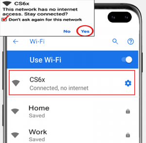Wifi Settings Android