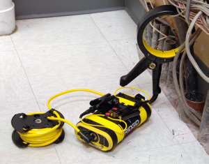 ST-305R Clamped